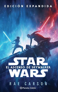 STAR WARS EPISODIO IX EL ASCENSO DE SKYWALKER (NOVELA)
