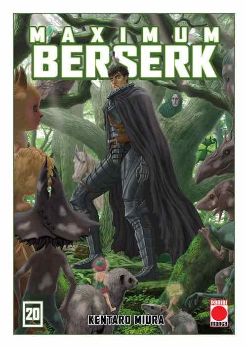 MAXIMUM BERSERK 20